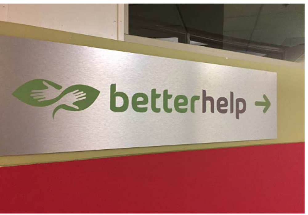 Are you aware of Betterhelp as the largest online counseling platform?