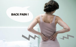 3 Possible Causes of Back Pain