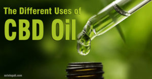The Different Uses of CBD Oil