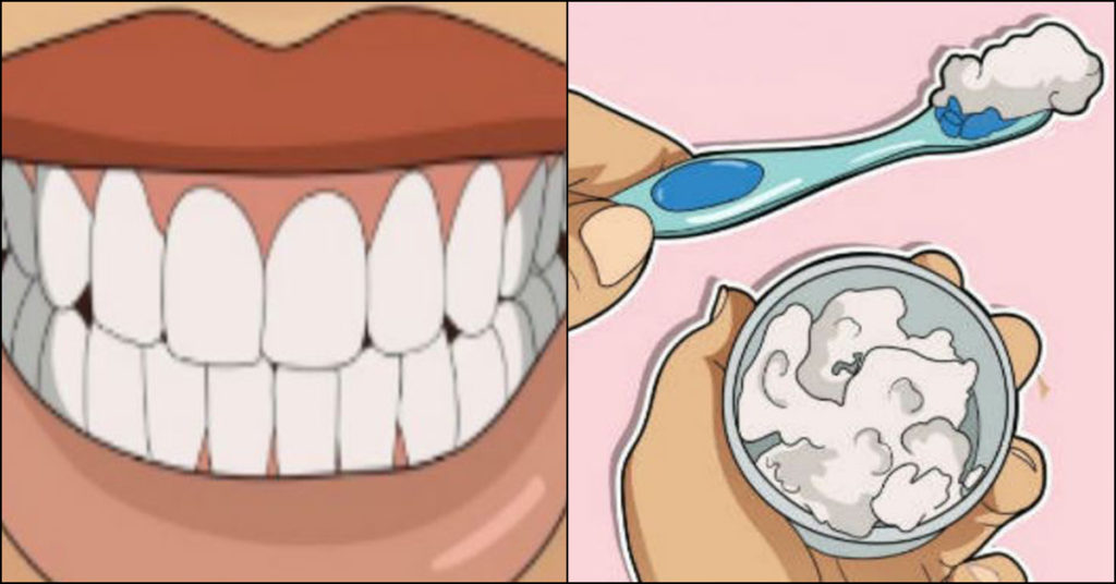 Simplest Way to Whiten the Teeth