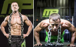Building Muscle - Core Workouts and Nutrition