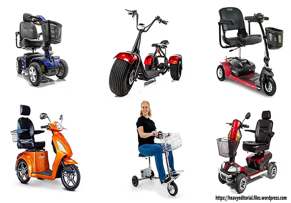 Heavy Duty Mobility Scooter – Three Safety Benefits of Heavy Duty Scooters