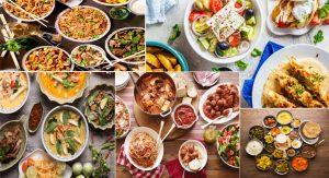 5 of the World's Healthiest Ethnic Foods