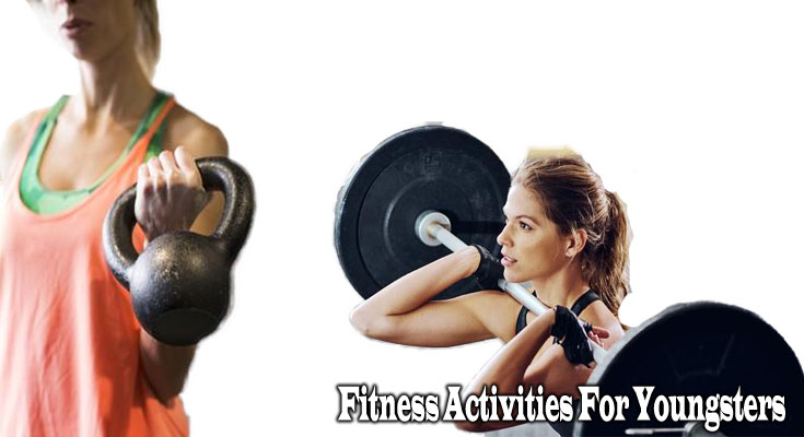 Top Five Fitness Activities For Youngsters